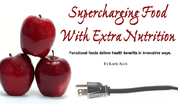 Supercharging Food With Extra Nutrition