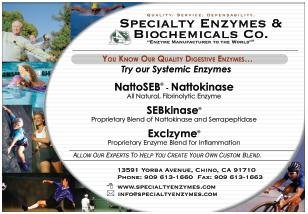 Specialty Enzymes