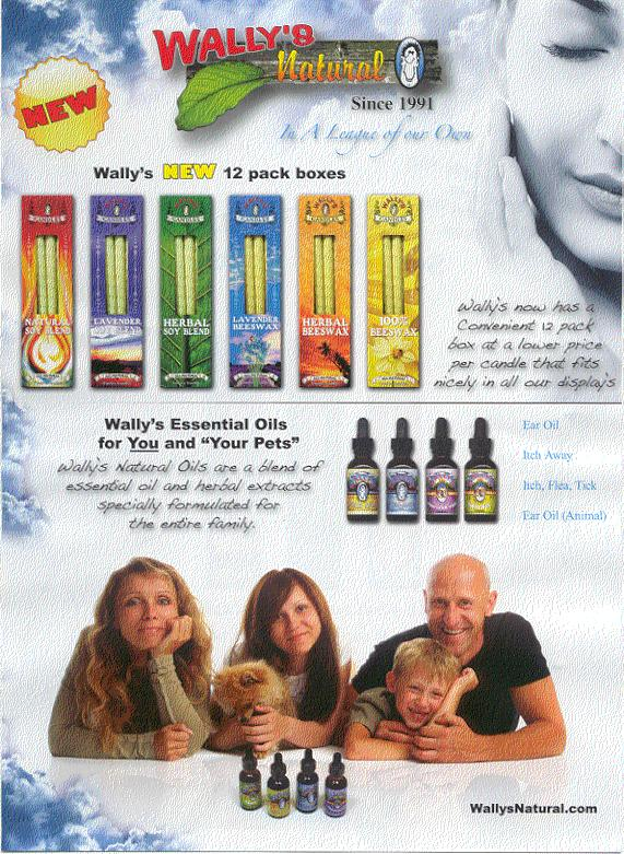 Wally's Natural Products