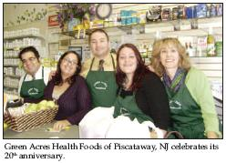 Green Acres Health Foods staff