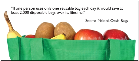 Reuseable Bags