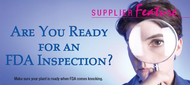 Are you Ready for an FDA Inspection?