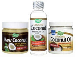 Nature's Way, Coconut Oil