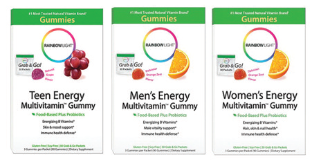 multivitamin gummy