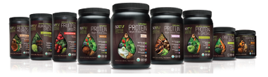 organic protein supplement, fermented supplement