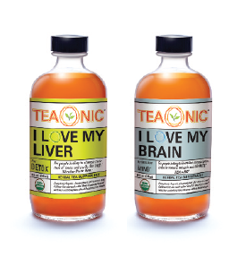 teaonic, herbal tea tonic, herbal tea, organic tea