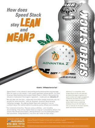 Advantra-Z Speed Stack