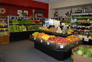 Good Earth has five locations in Utah, each averaging 11,000 square ft with full produce sections.