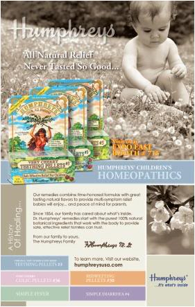 Humphreys Children's Homeopathics