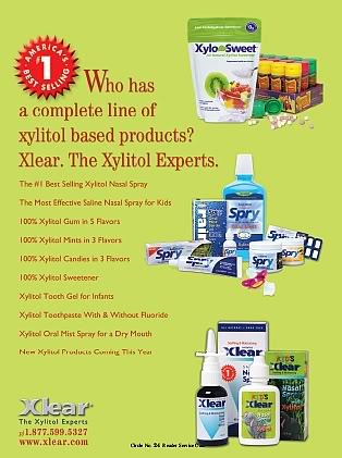 Xlear Xylitol Experts