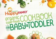 Happy Family, The Happy Family Organic Superfoods Cookbook For Baby and Toddler, Cookbook, recipes, superfoods cookbook, superfoods