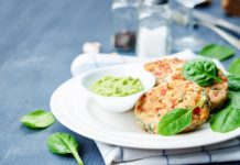 Grilled Quinoa & Lime Salmon Cakes, NOW Foods, Recipe, Salmon Cakes