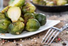 Roasted Brussels Sprout